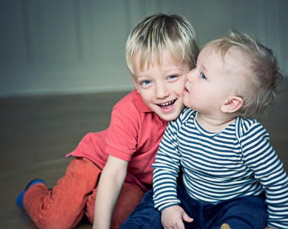 Søde børn