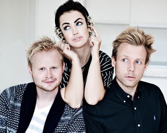 Plakat Aura, Mikael Wulff og Jonatan Spang
