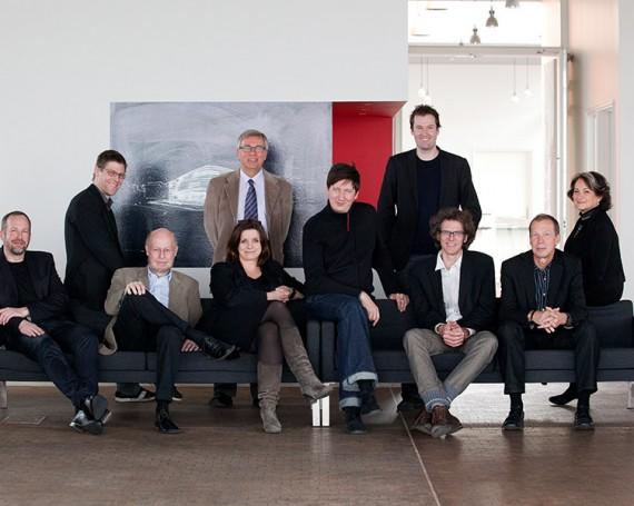 Partnere i C.F. Møller